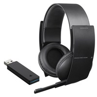 Sony Playstation PS3 Wireless Stereo Headset 7.1 Kanal Kablosuz Kulaklık