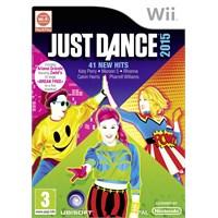 Just Dance 2015 Nintendo Wii Oyun