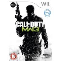 Call Of Duty Modern Warfare 3 Nintendo Wii Oyun