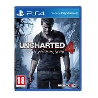 Sony Ps4 Uncharted 4: Bir Hırsızın Sonu (Türkçe Dublaj)