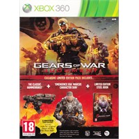 Microsoft Gears Of War Judgment Limited Edition Xbox 360 Oyun