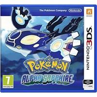 Nintendo Pokemon Alpha Sapphire 3Ds Oyun