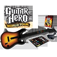 Activision Pc Guıtar Hero World Tour Gıtar Bundle