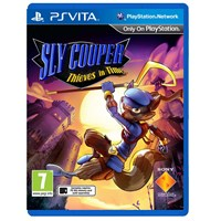 Sony ps Vıta Sly Cooper Thıves In Tıme