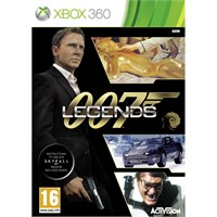 Activision Xbox 360 007 Legends