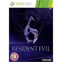 Capcom Xbox 360 Resıdent Evıl 6