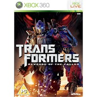 Activision Xbox 360 Transformers Revenge Of The Fallen