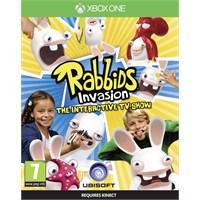 Ubisoft Xbox One Rabbıds Invasıon The Interactıve Tv Show