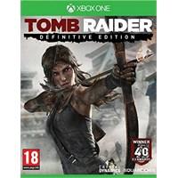 Square Enix Xbox One Tomb Raıder Defınıtıve Edıtıon