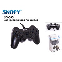 Snopy SG-505 USB Duble Shock PC Gamepad
