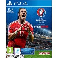 Konami Ps4 Uefa Euro 2016 France