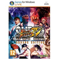 Super Street Fighter Arcade Edition PS3