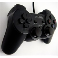Triogic Gp-808 Analog Çift Titreşimli Pc/Usb Gamepad