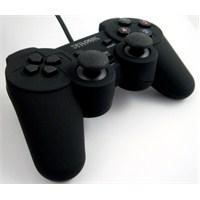 Trilogic Gp-808r Analog Çift Titreşimli Pc/Usb Gamepad-Kauçuk Kaplama