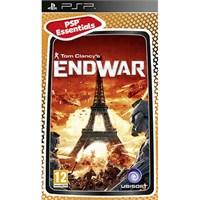 Ubisoft Psp Tom Clancys Endwar