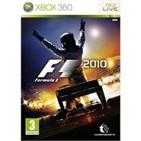 Codemasters X360 F1 2010