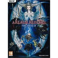 Square Enix Pc Fınal Fantasy Xıv A Realm Reborn Coll. Edt.