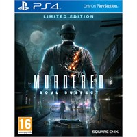 Square Enix Ps4 Murdered Soul Suspect Ltd Ed