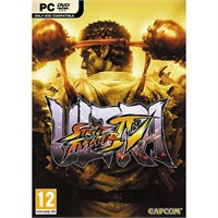 Capcom Pc Ultra Street Fıghter Iv