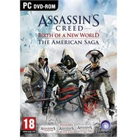Ubisoft Pc Assassıns Creed American Saga