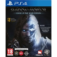 Warnerbros Ps4 Shadow Of Mordor Goty