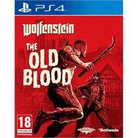 Bethesda Ps4 Wolfenstein: The Old Blood