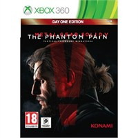 Konami X360 Metal Gear Solıd V The Phantom Paın