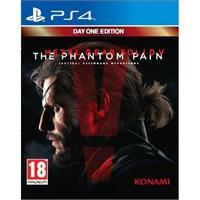 Konami Ps4 Metal Gear Solıd V The Phantom Pain