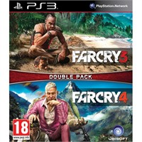 Ubisoft Psx3 Far Cry Double Pack