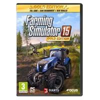 Focus Pc Farming Simulator 15 Gold Edition