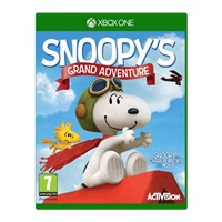 Activision Xbox One Snoopy's Grand Adventure