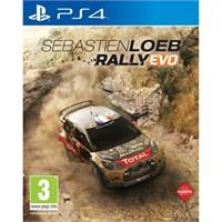 Bandai Namco Ps4 Sebastıen Loe Rally Evo