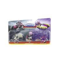 Activision Skylanders Superchargers 3'Lü Bone Bash Roller Brawl + Tomb Buggy+ Splatter Splasher