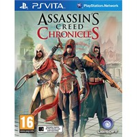 Ubisoft Psvita Assassins Creed Chronıcles