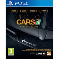 Bandai Namco Ps4 Project Cars: Game Of The Year Edt.