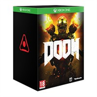 Bethesda Xbox One Doom Collector Edt.