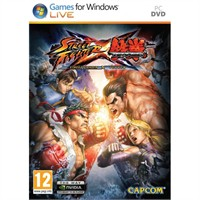 Capcom Pc Street Fighter X Tekken