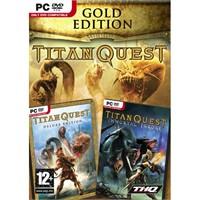 Thq Pc Titan Quest Gold Pack