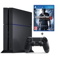 Sony Playstation 4-1 Tb +Uncharted 4 Bir Hırsızın Sonu (Sony Eurasia Garantili)