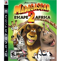 Activision Madagascar: Escape 2 Africa Ps3