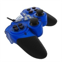 Trılogıc Gp-424 Mavi Analog Çift Titreşimli