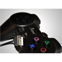 Axcess Pc Usb Joystik Siyah (1.5 m kablo)