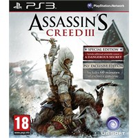 Assassins Creed III Special Ed.Psx3