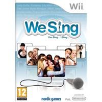 Nintendo OYUN Wii We Sing with Mic,