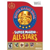 Wii Super Mario All-Stars