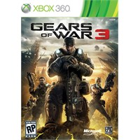 Gears of War 3 Xbox 360 Oyun