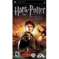 Harry Potter The Goblet Of Fire PSP