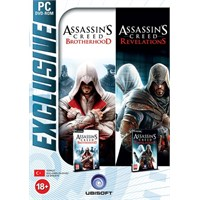 Assassins Creed Revelations + Brotherhood PC