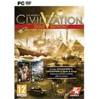 Civilization V: Gold Edition PC
