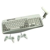 MicroGenius MC-2000A TV Oyun Klavyeli Atari Konsol